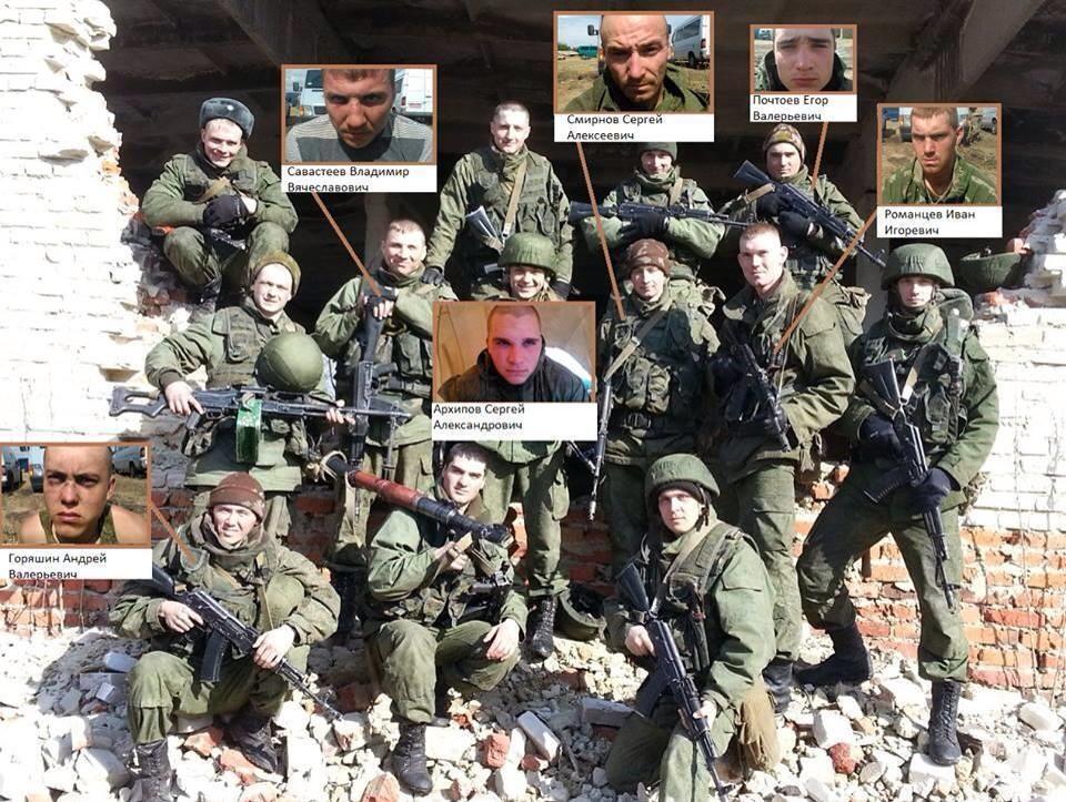 В российских войсках на Донбассе большую часть составляют срочники, - советник главы Минобороны - Цензор.НЕТ 8825