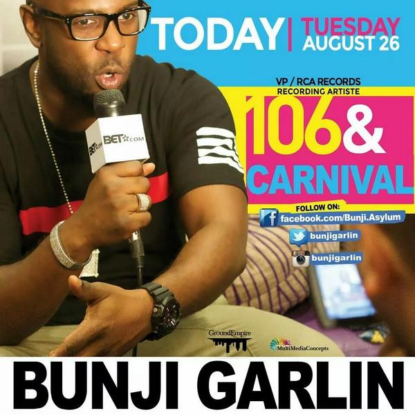 Today don't miss it tell a friend , an enemy ,a none believer once you believe you can achieve . @BUNJIGARLIN #bet http://t.co/sqEwxh6Yw4