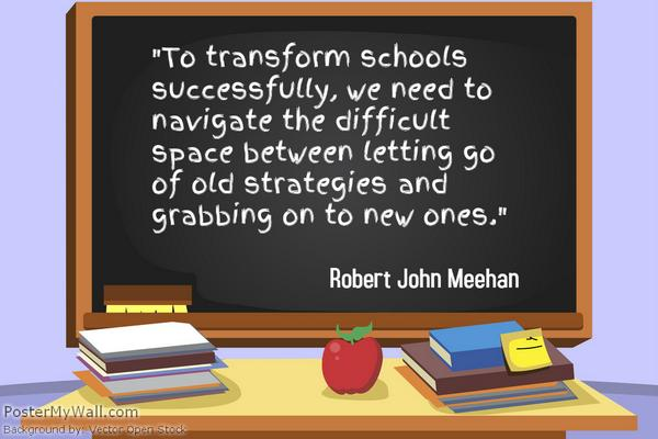 And foster a Culture of Learning & Collaboration! MT @Primary_Ed: To transform schools successfully http://t.co/HdAdUVXtj7 #aussieED