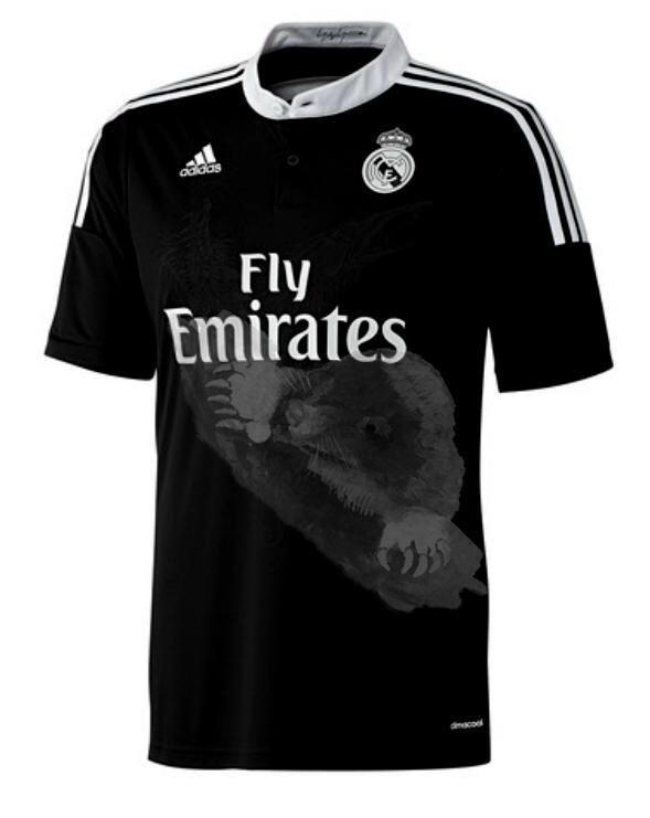 23aa181733468 Camisetas Real Madrid 2014-2015 - Foro Real Madrid