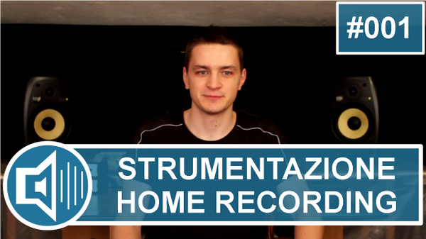 video corso home recording 001