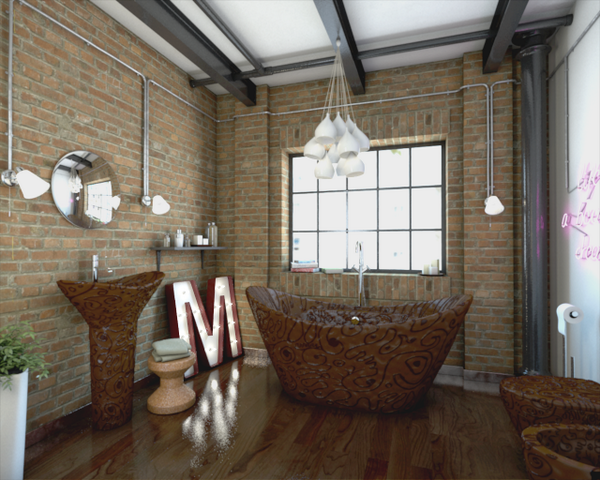 Chocolate bathroom for sale. Yes, really http://t.co/jsUTSikTq8 http://t.co/XWc8k4IgT8