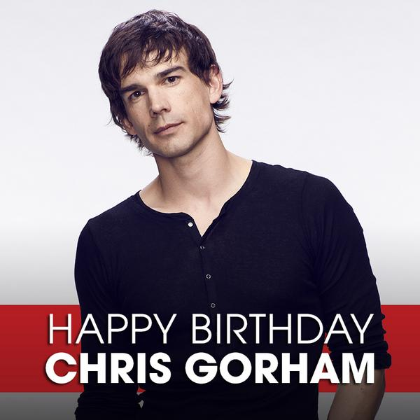 #Operatives, RT to wish @ChrisGorham a Happy Birthday! http://t.co/1e4yR5DcM7