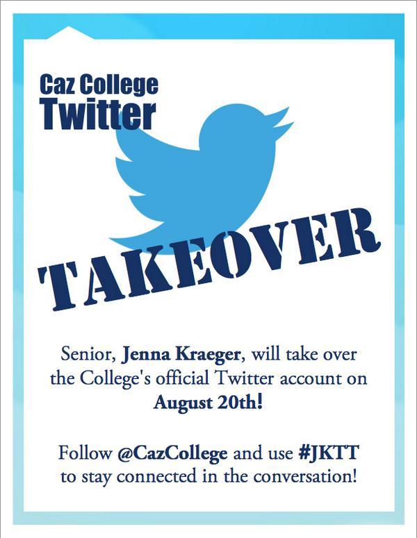 Thumbnail for #JKTT Twitter Takeover
