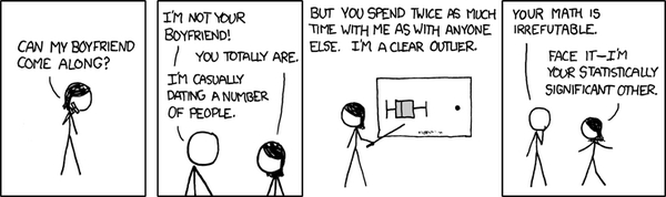 xkcd: Boyfriend as a statistically significant other