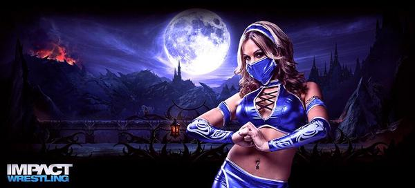 With Mortal Kombat X coming out next year (for PS3/PS4/XBox-One) my #throwbackthursday is @VelVelHoller as Kitana! http://t.co/Bg3lqd9ezE