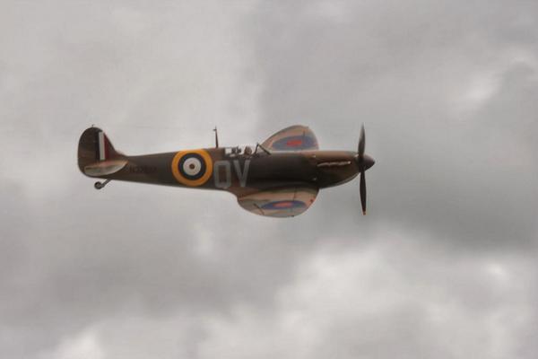 Mk1 spitfire @EB_Airshow http://t.co/4imQLaJ5zV