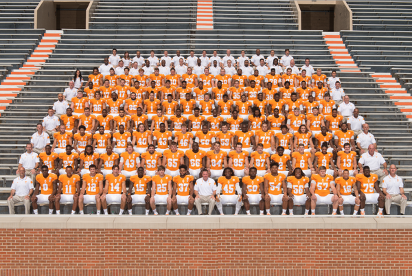 Announcing #Team118 of the @Vol_Football #RiseToTheTop http://t.co/kyibAv1kgQ
