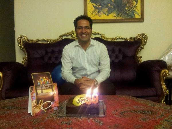 تولدت مبارك اقاى محمدى ❤️❤️ http://t.co/X77EseCPzU