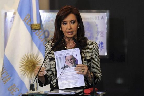 """""""Donnelley creó un estado de quiebra para generar temor"""", dijo @CFKArgentina http://t.co/yVI5RNPmLG #FondosBuitre http://t.co/9CQQhkbkYW"""