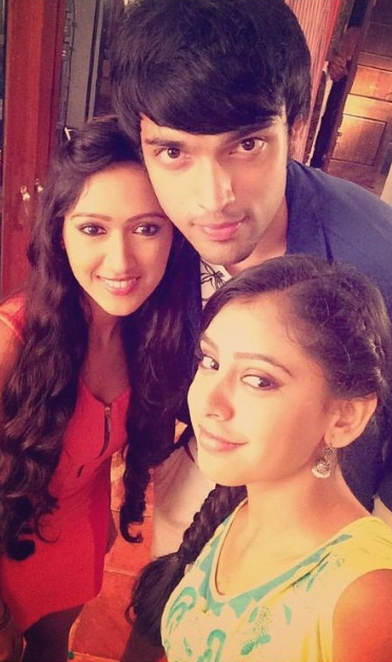 Parth samthaan fc on twitter quot manik caught in the middle haha
