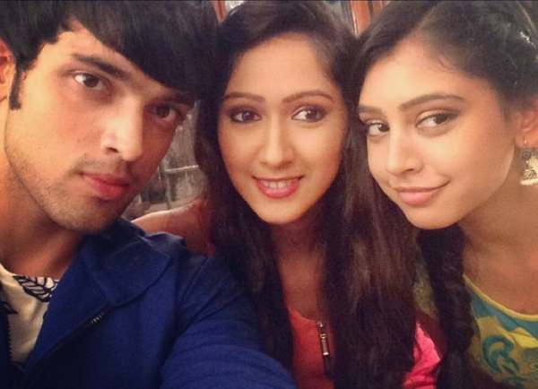 Parth samthaan fc on twitter quot who else thinks parth s hair looks nice