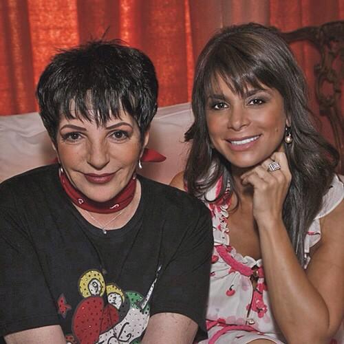 Hanging out with one of my most favorite people! #tbt #LizaMinnelli #ThrowbackThursday http://t.co/66e9Z3IOwQ