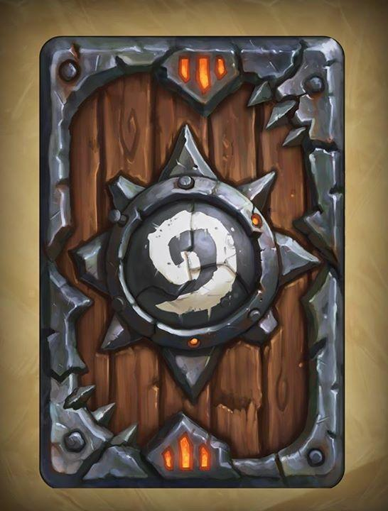 Hearthhead On Twitter Warlords Of Draenor Comes W Iron Horde Card