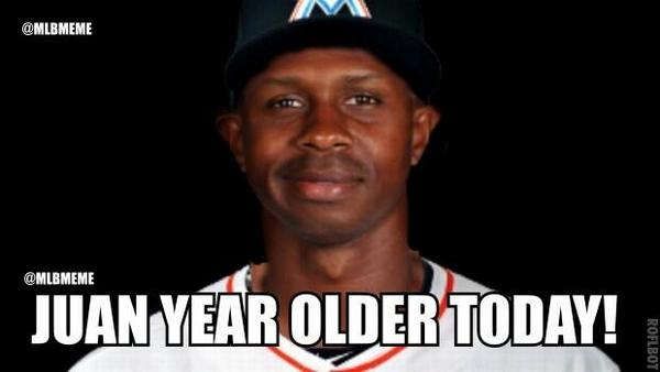 Mlb Memes On Twitter Happy Birthday To The Juan And Only