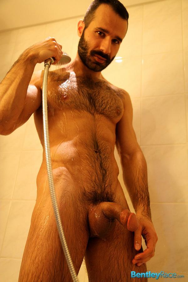 German porn star shower