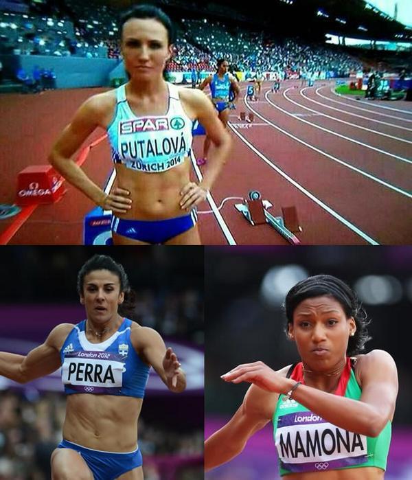 Putalova eliminada en el europeo de atletismo de Zurich. Una pena, Perra y Mamona no dan tan buen rollo como ella http://t.co/uVqCEGiZSF