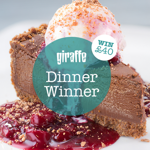 It's Friday & it's your chance to win £40 vouchers! RT & Follow to enter! Winner picked at 5pm! #DinnerWinner http://t.co/gAJltjdfpi