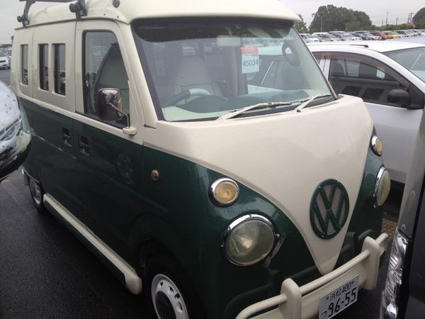 auto trader japan on twitter japanese kei car vw camper van