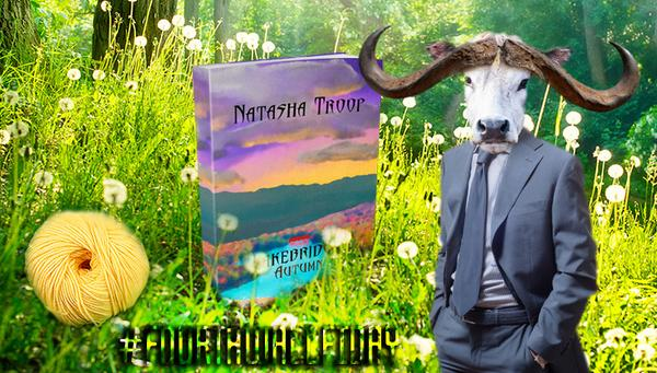 Would you follow a minotaur through the #labyrinth? @LakebridgeCycle #FourthWallFriday http://t.co/mBuPqDycP8 #T4US http://t.co/9yOviI7r9J