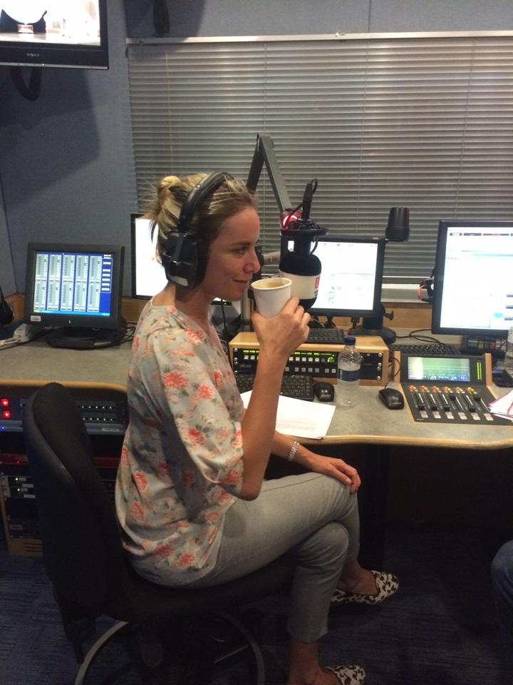 On the radio today chatting New Tricks,WDYTYA,Breeders & Clarks back to school. http://t.co/plAFnnU0E8