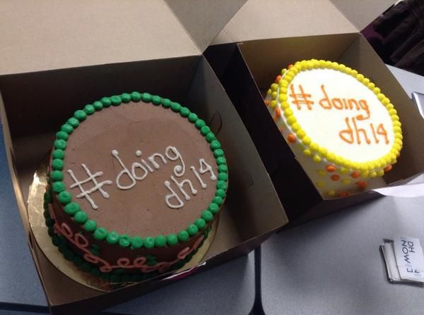 #doingdh14 Celebration! http://t.co/c71w47SMmh