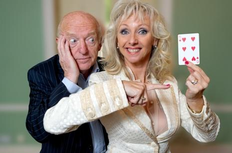 Click here for Personal Video Messages direct to you from Paul Daniels & Debbie McGee: http://t.co/BQasGMH1fr http://t.co/cMZ60TexPN