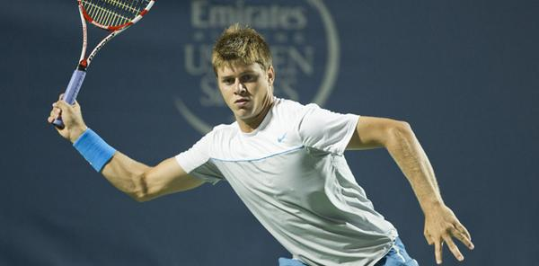 Ryan Harrison has taken a wild card into the #WSOpen! He's the seventh American in our field http://t.co/Qhq2miqhT1