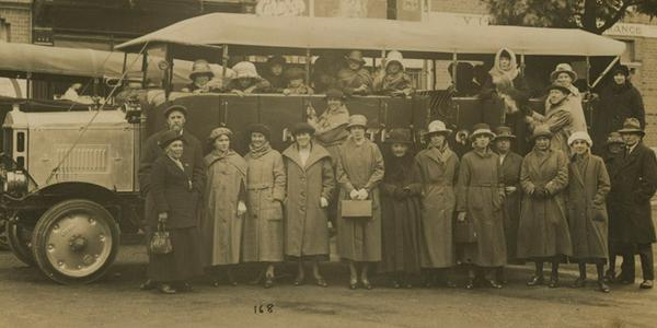 Thumbnail for The Origins of the Charabanc