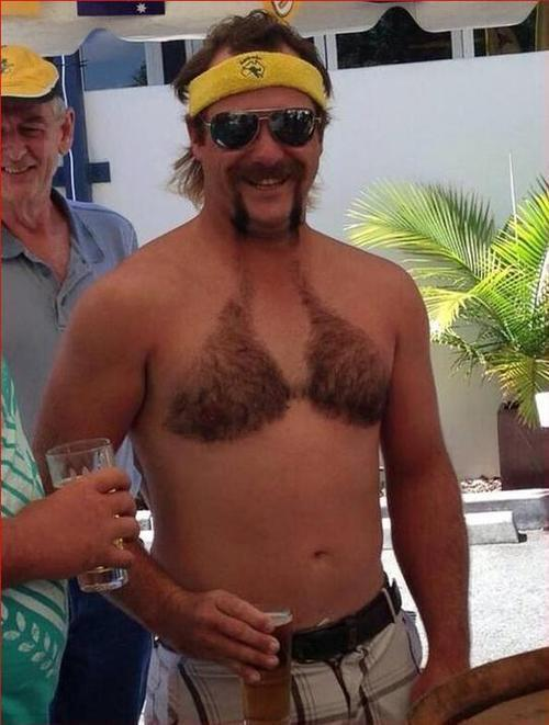 """046832f16d """"@micnews: Chest hair bikinis, the bizarre male fashion trend you can't  unsee http://mic.cm/1pOeDDg pic.twitter.com/BOPTR8jM4R"""""""