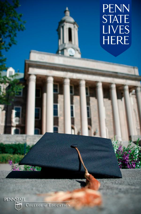 Congrats to our summer grads! Looking forward to celebrating your achievements at @penn_state commencement #PSUgrad http://t.co/DzYm0UOmTx