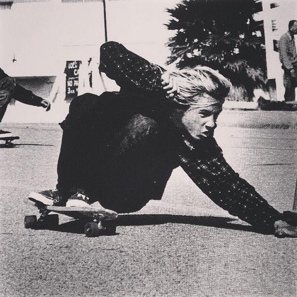 """You don't quit skating because you get old... You get old because you quit skating."" RIP Jay Adams. http://t.co/MUiQy2Uj9U"
