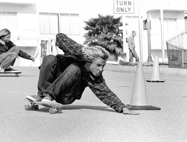 """RIP Jay """"Jay Boy"""" Adams 100% Skateboarder. http://t.co/tfDTsFiMZr"""