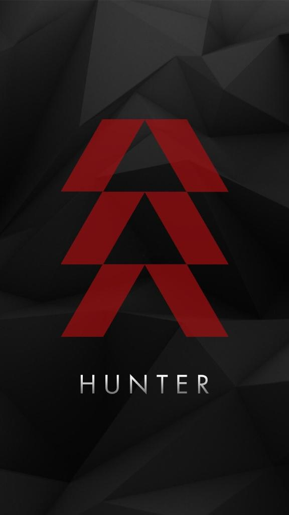 PURE Destiny On Twitter Enjoy A Hunter IPhone Wallpaper