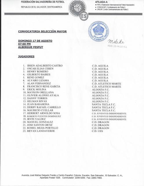 Entrenos de preparacion para Copa Centroamericana 2014. BvGTDavCIAAl4ah