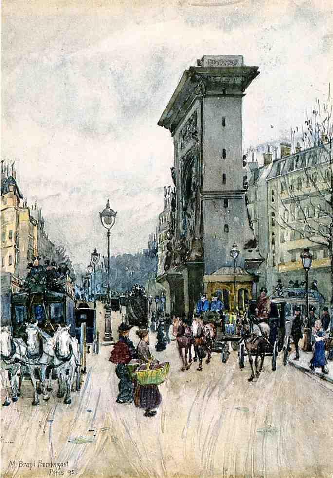La Porte San Denis