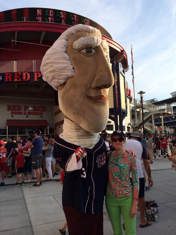 at a Nats game after #doingdh14 w/Ella, Diane, Jonathan, and Doug http://t.co/odGGUx5xxu