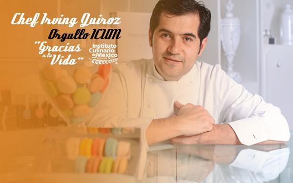 @IrvingQuiroz #Chef apasionado de la panadería y repostería francesa con más de 10 años de experiencia. #OrgulloICUM. http://t.co/obkh3kCKVs