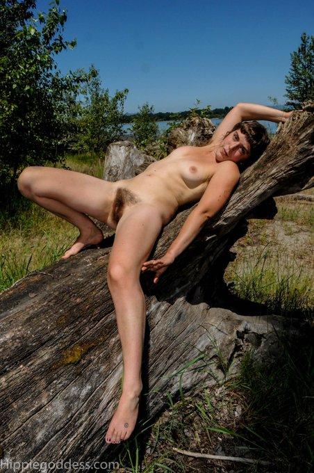 1 pic. New goddess alert!  Francie McCallister - #hirsute, #femalefacialhair, #hairypits, #scareyhairy