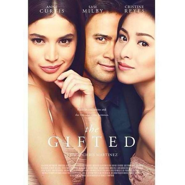 Anne Curtis Baby On Twitter Official Poster For THE GIFTED Showing September 3 Save The Date Annecurtissmith Samuelmilby CristineReyes