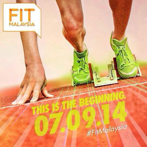 Don't settle for less, give it your 200% & u could be no. 1. @Khairykj explains #FitMalaysia http://t.co/igSyeIkytR http://t.co/AOdZq0CwJt