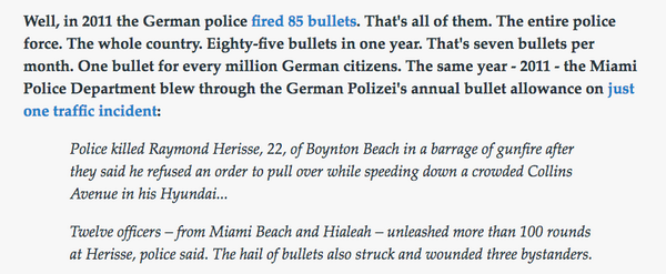 German police: Armed and not particularly dangerous RT @dannolan: jesus http://t.co/3P3Uocwulh