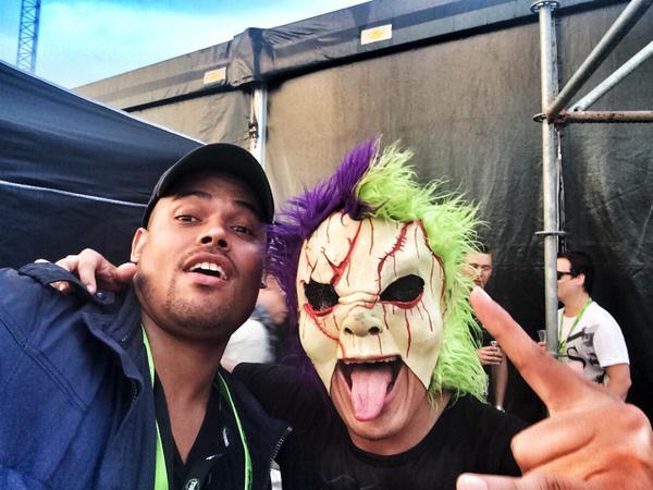 @DJ_BL3ND wow! What a energy! Thank u for the show. @WeekendFestival http://t.co/aWsn3ZmueK