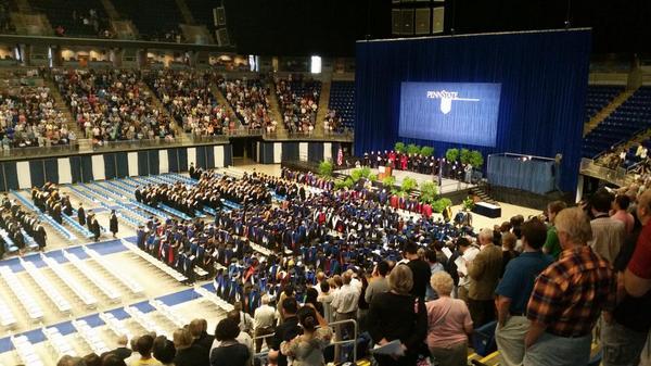 Congratulations graduates! #PSUgrad http://t.co/q8FXrZXYsH