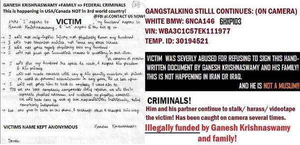 "#GangStalking Missouri Man Sentenced to More Than 8 Yrs for #InterstateStalking"" @FBI http://t.co/EDDuyAY4Ml @FBIWFO http://t.co/xd5qE9QPyd"