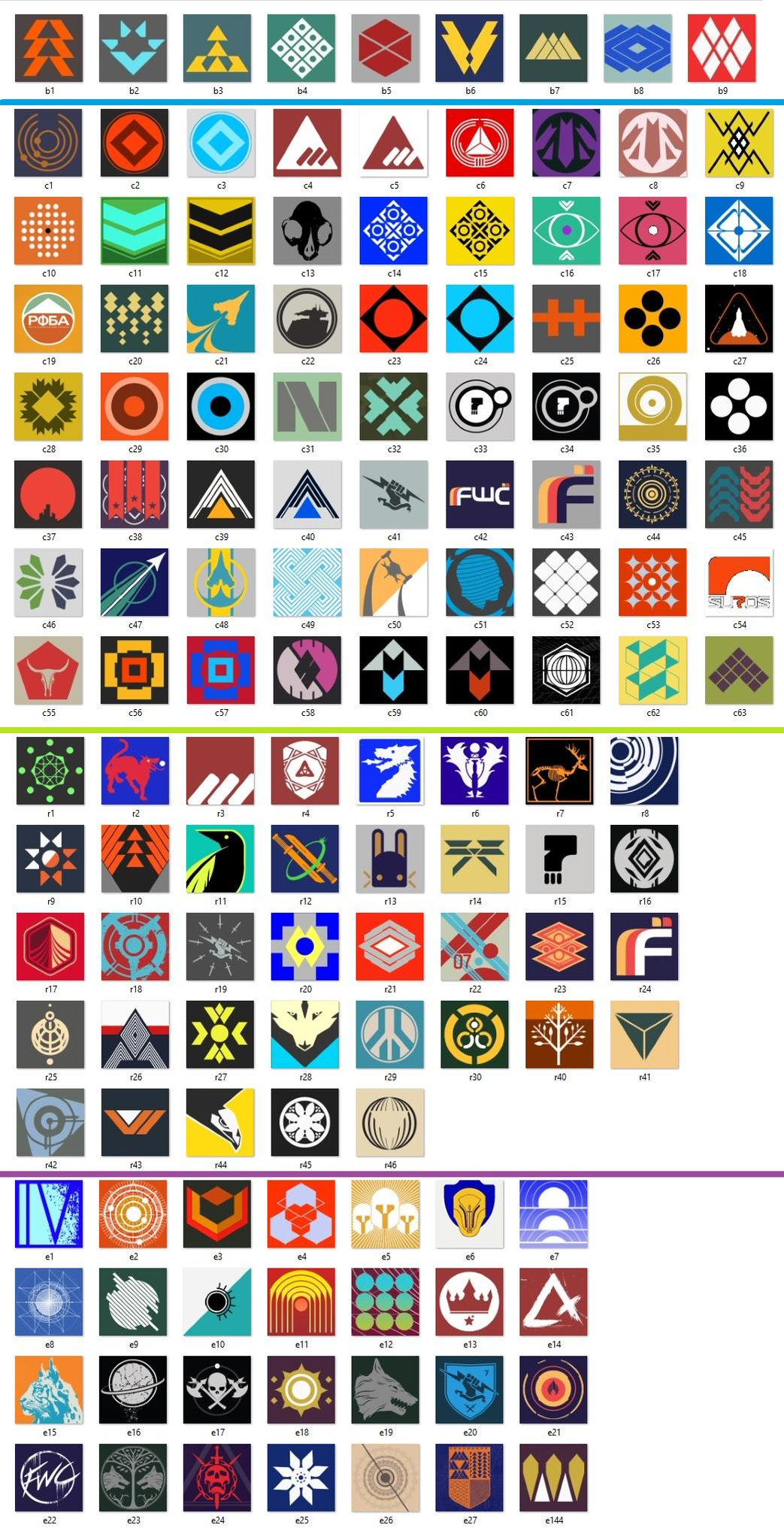 all in game icons so far page 1 of 1