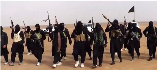 Leading ISIS fighters are former terrorist detainees