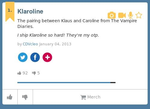 What does caroline mean urban dictionary