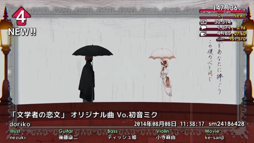 週刊VOCALOIDとUTAUランキング #358・300 [Vocaloid Weekly Ranking #358] BvNo3jICUAEN5AZ
