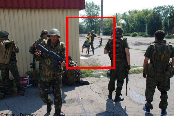 History Repeats Itself Russia Soldiers Kidnap Drag Away